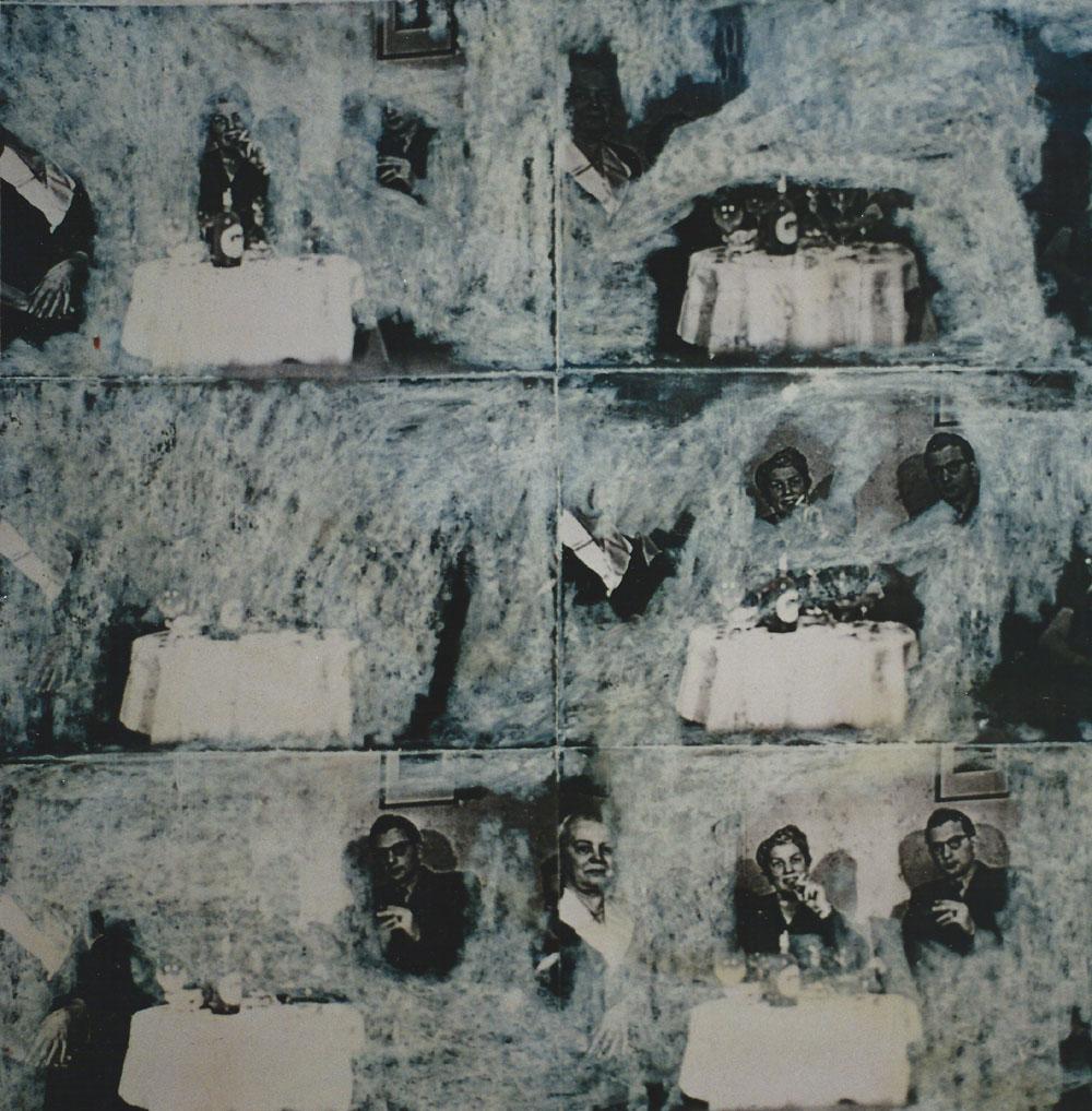 """Ausschnitt aus dem Bild """"Resi K. 19938/1996"""""""